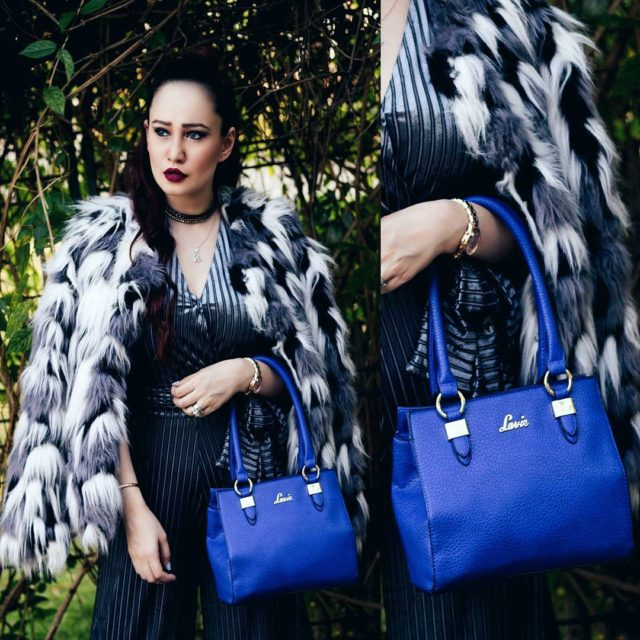 This cobalt blue lavieworld beauty gives a perfect pop ofhellip