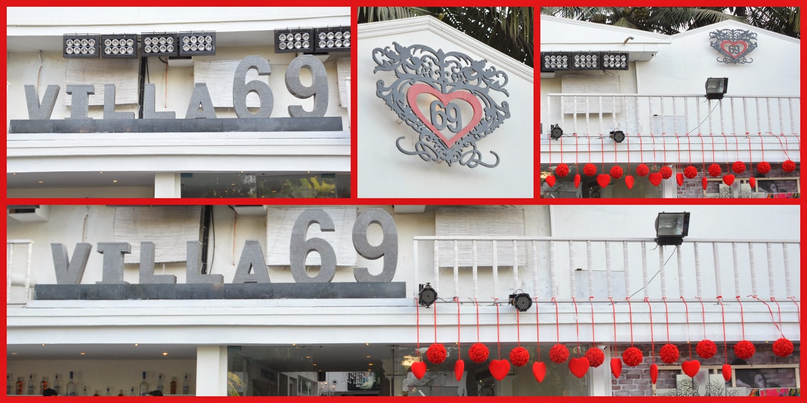 Villa 69 Logo