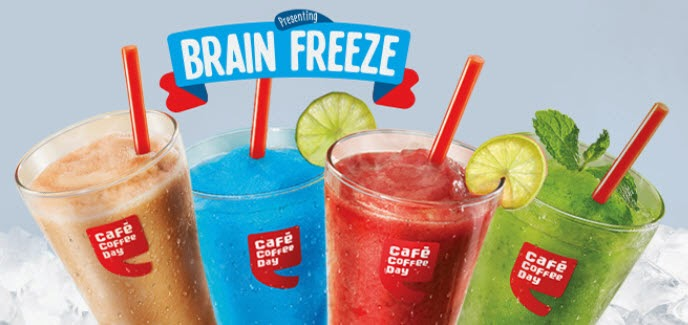 CCD Brain Freeze