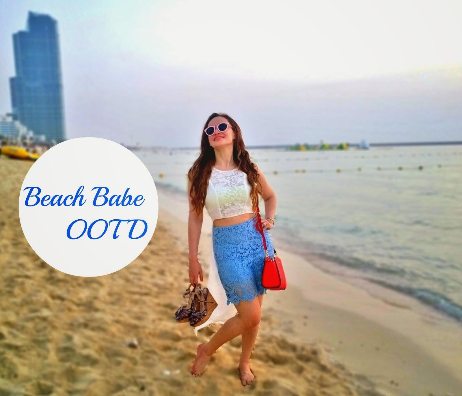 Beach Babe OOTD
