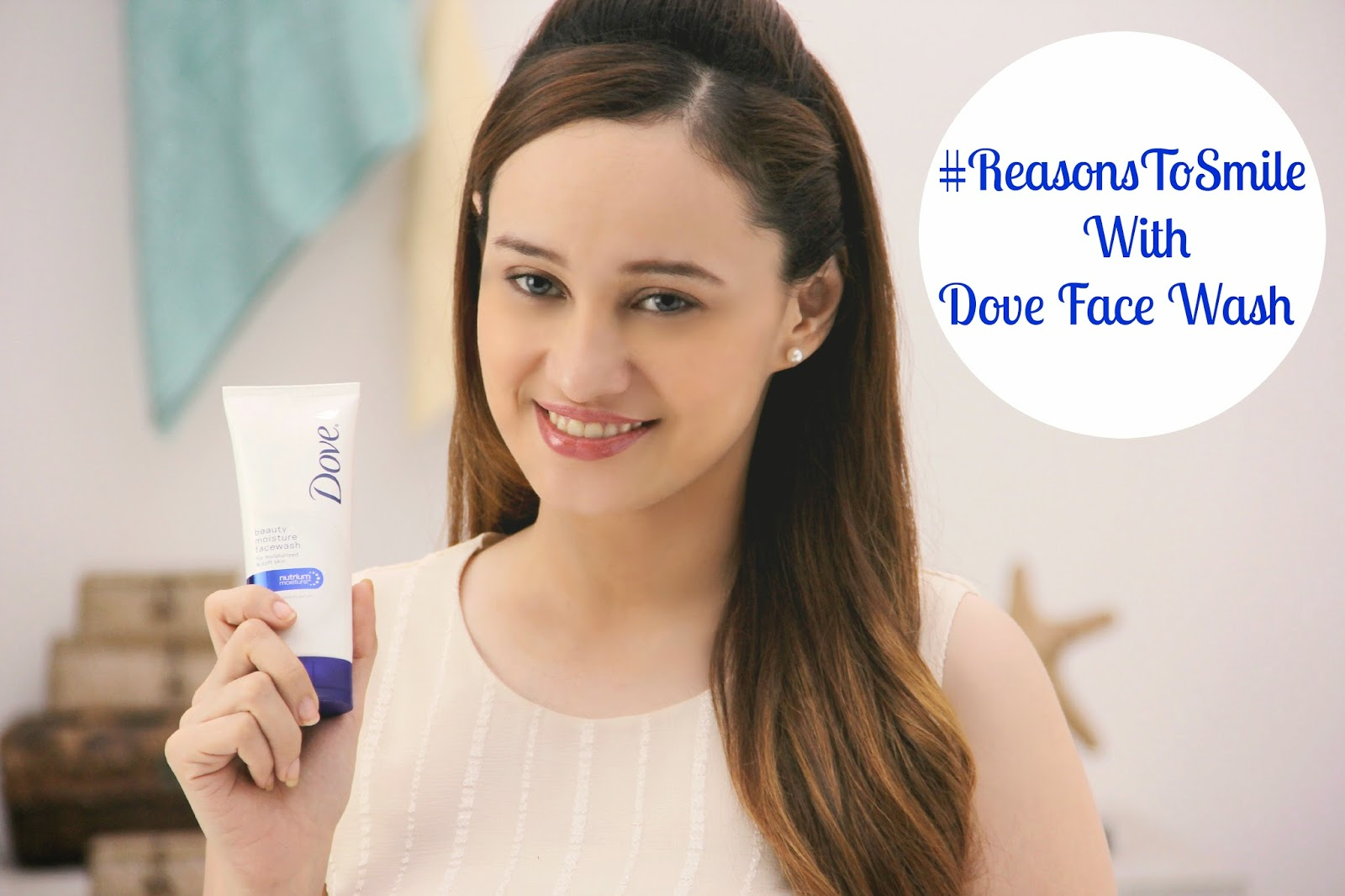 #reasonstosmile with Dove