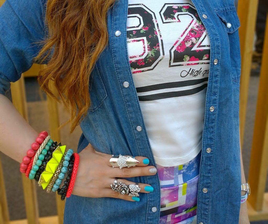 Arm Candy, Armour Rings, Vero Moda Spring Summer 2015
