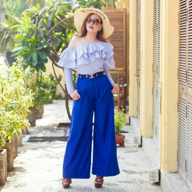 Get your Romantic Ruffles On tbis Summer   hellip