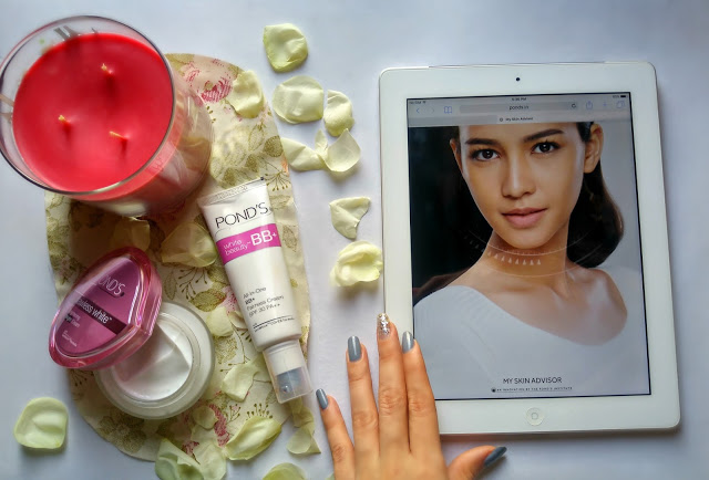 My Skin Advisor, Pond's, Pond's India, skincare analysis app, skincare, Pond's White Beauty BB+ Cream