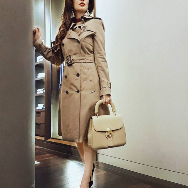 Burberry Delights  Head to toe burberry latest collection StayTunedhellip
