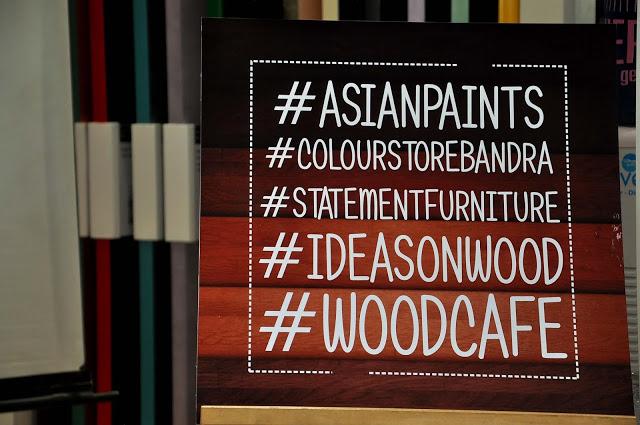 Statement Furniture Asian Paints