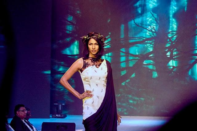 Indian Fashion Designers Contest LIVA