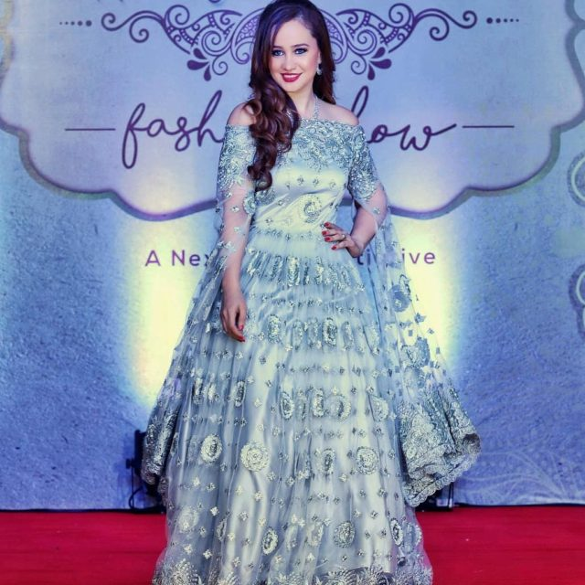My Princess moment as the Showstopper for sgcmall StylePhere Fashionhellip