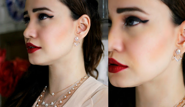 Swarovski's Mother's Day Pearl Collection 2016, Swarovski Pearl Necklaces,Pearls, Crystals, Pearl Earrings,Ear Jacket Trend