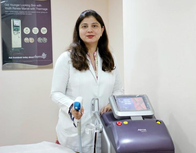 Laser Hair Removal at Kaya Skin Clinic