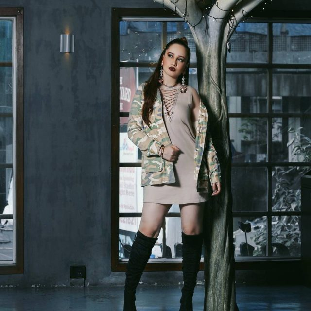 Camo Fever with forever21 WeAreForever Collection   feistyfoxdiaries ootdhellip