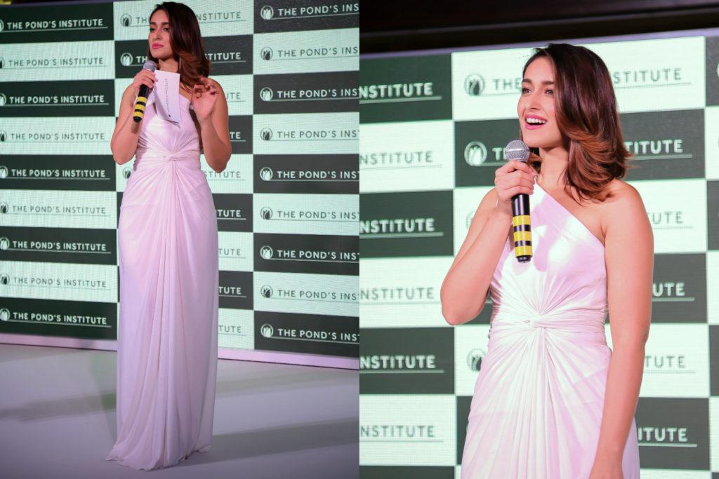 ileana-dcruz, Ileana D'Cruz unveiled the 'My Skin Advisor' , The Pond's Institue in Mumbai
