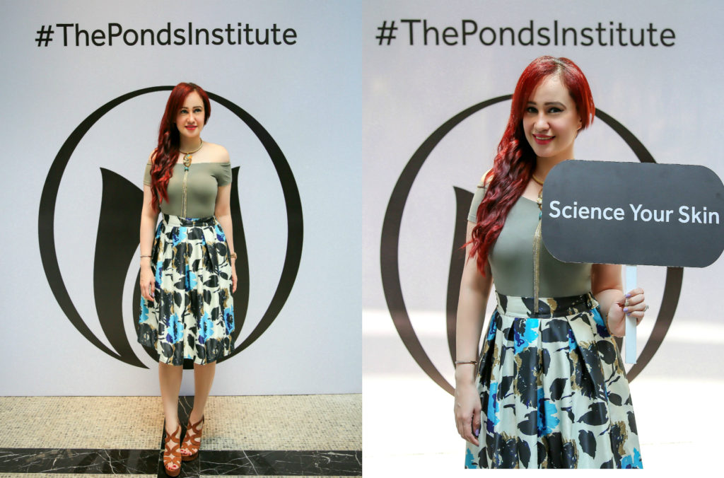The Pond's Institute in Mumbai , Stephanie Timmins, Pond's Insiders