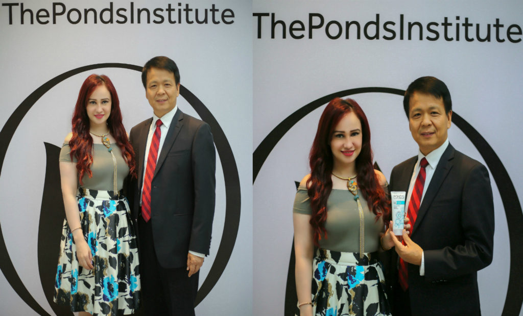 the-ponds-institute, Dr. Shuliang ZhangSenior Principal Scientist, and Global Clinical Leader for Skin Care, Unilever , Stephanie Timmins, Pond's Insiders
