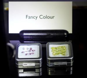Forevermark Diamond Masterclass, Forevermark Diamonds, Diamonds, Fancy Colour Diamonds