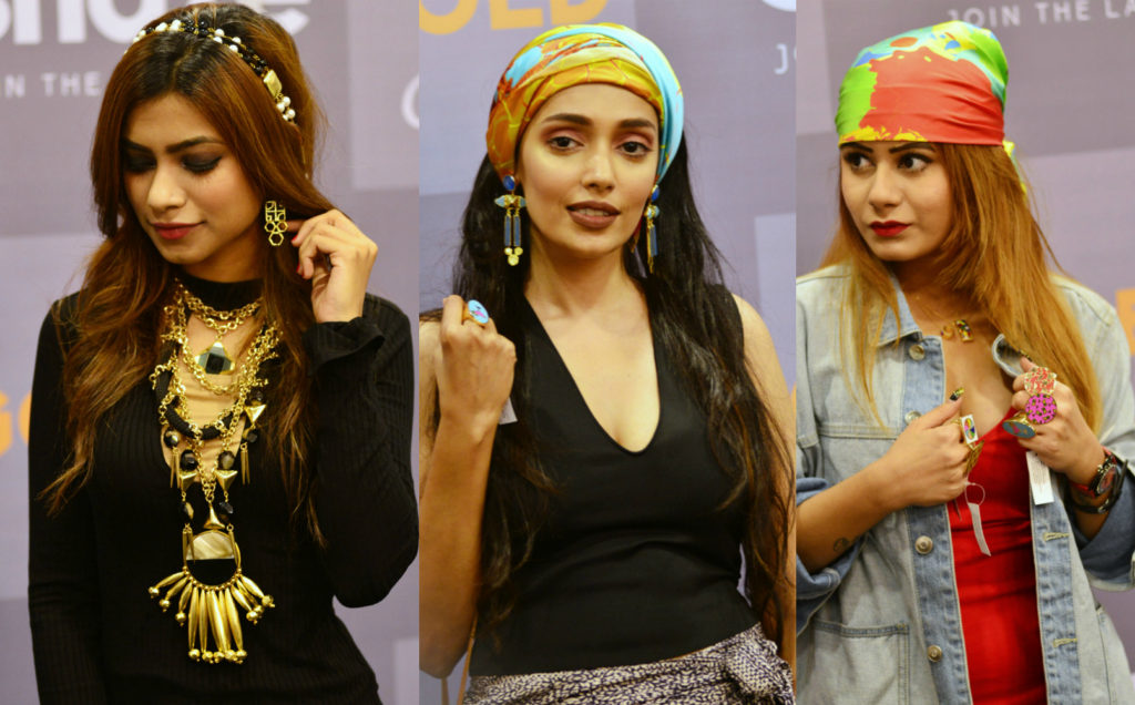 Nagma M, Oh My Gorg, Jas Sagu, Woman I Love You,Samidha Singh, The Style and More,Shaze India, Feisty Fox For Go Bold, Mumbai Fashion Bloggers, Accessories, Statement Jewelery