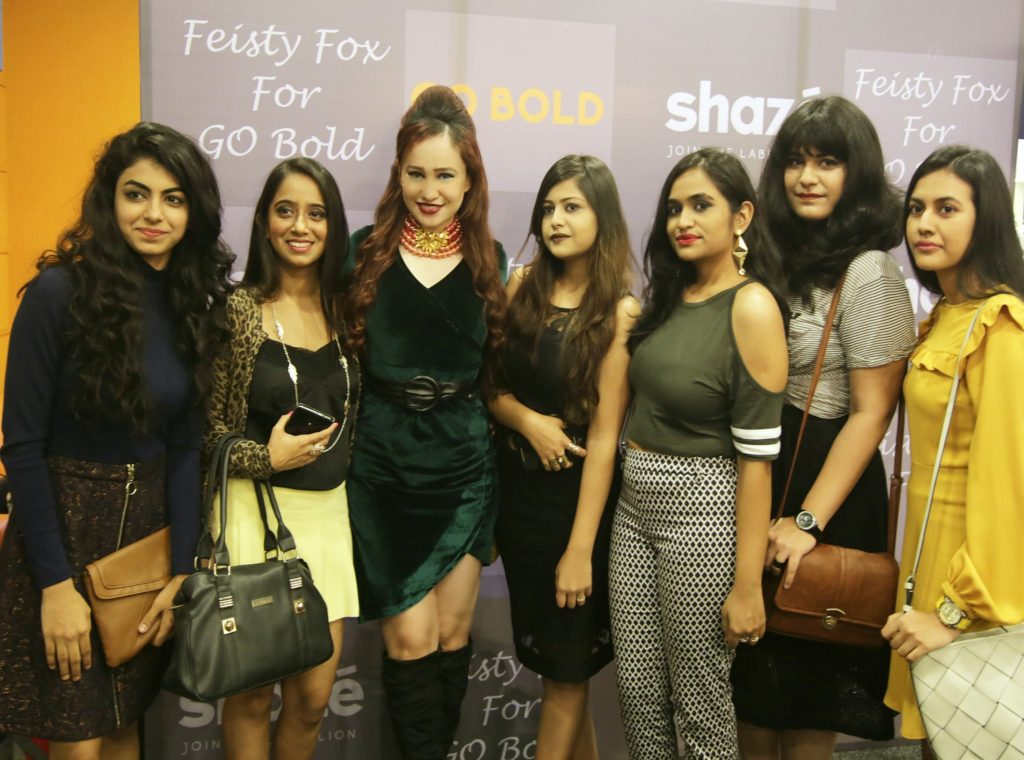 Shaze India, Feisty Fox For Go Bold, Mumbai Fashion Bloggers, Accessories, Statement Jewelery