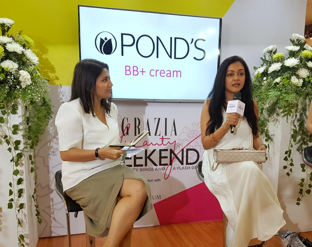 Winter Skincare with Pond's, Dr. Rashmi Shetty, Grazia Beauty Weekend