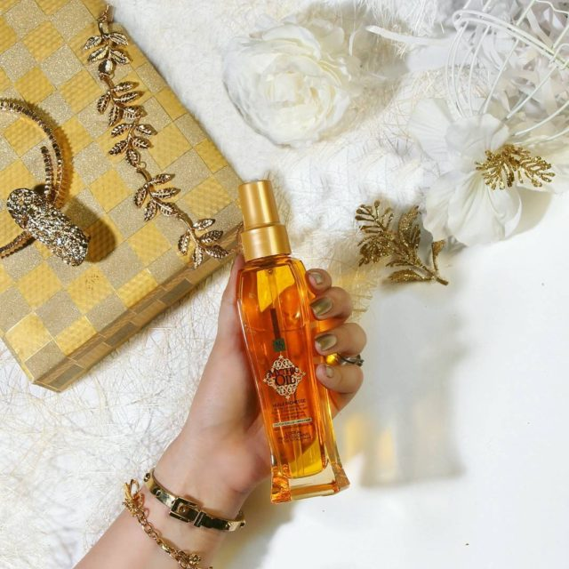 Enriched with Argan oil amp Apricot oil the new lorealprohellip