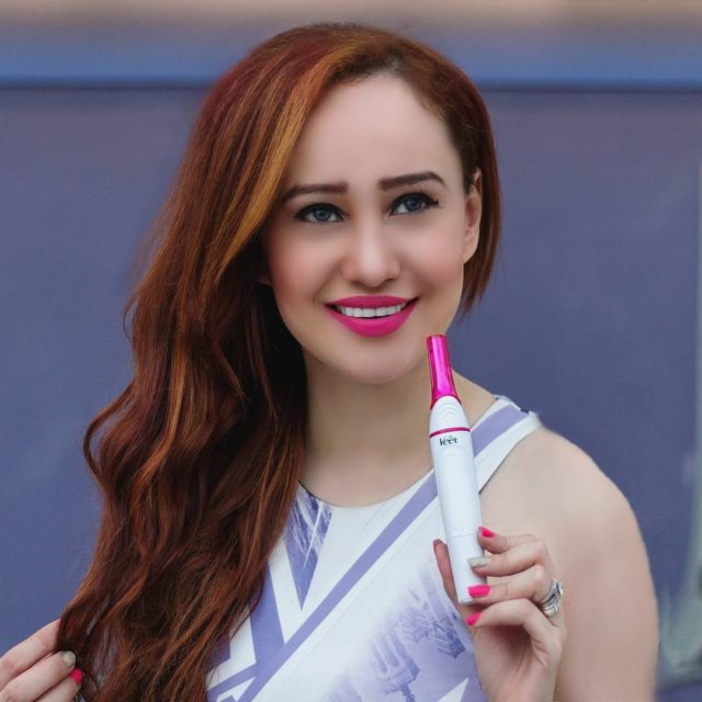 The Veet Sensitive Touch Beauty Trimmer veetindia is like ahellip