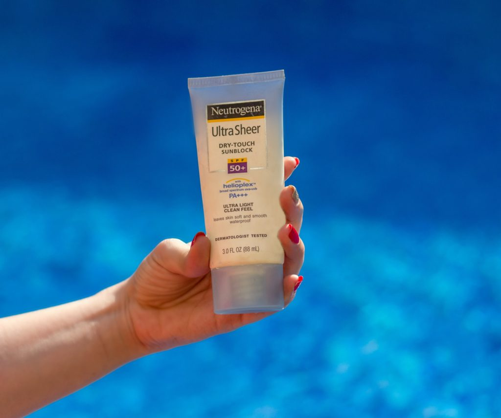 Neutrogena Ultra Sheer Dry-Touch Sunblock SPF 50+