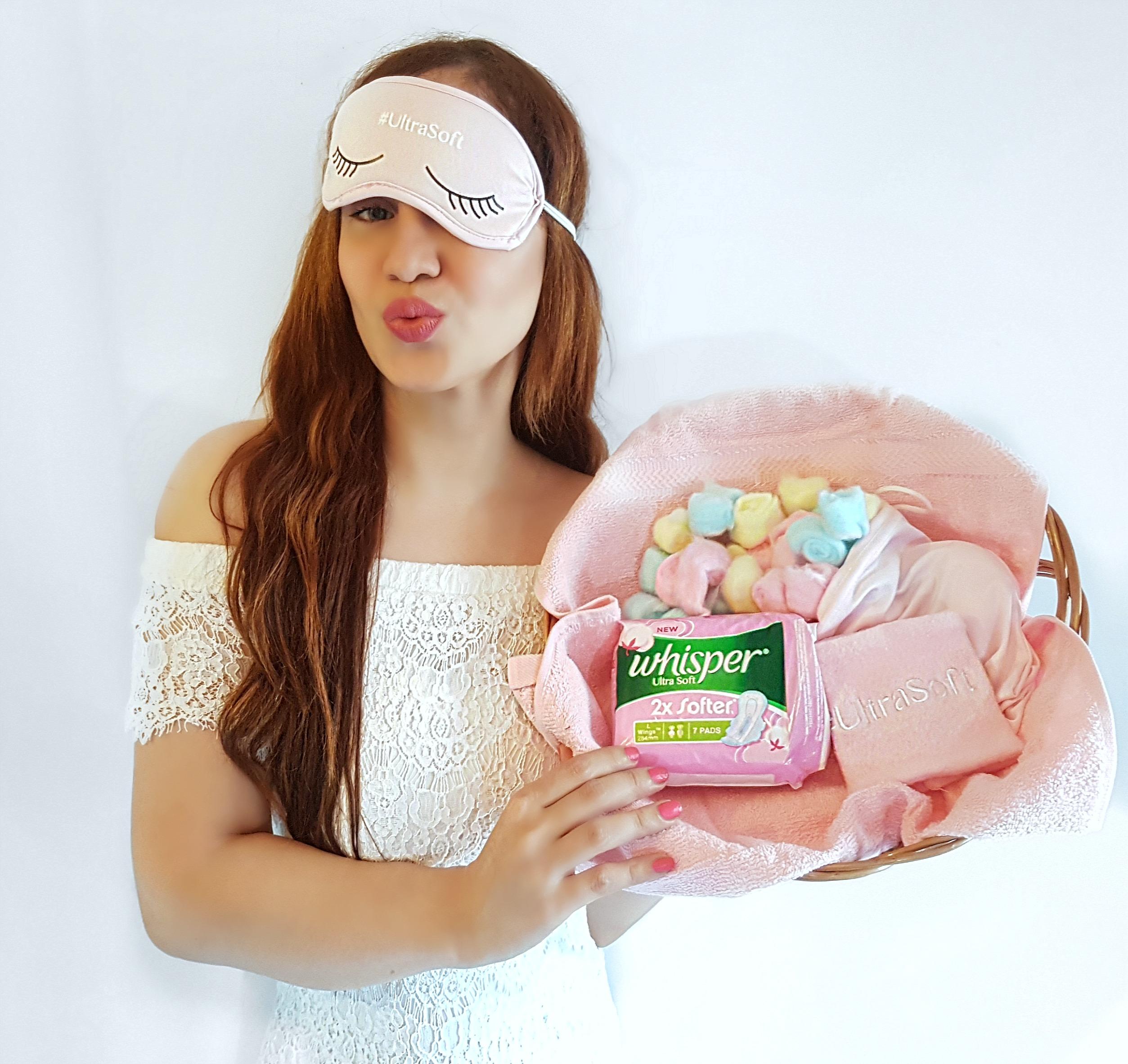 New Whisper Ultra Soft,sanitary napkins