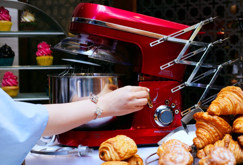 Morphy Richards India,Premium Kitchen Appliances, Total Control, Mixer