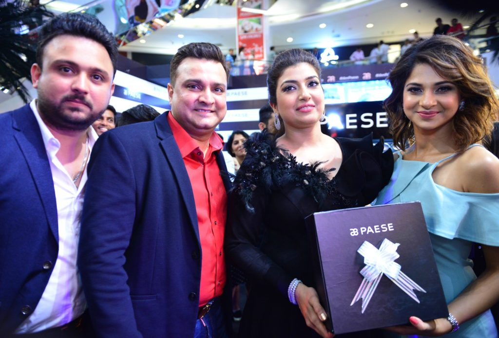 Paese Cosmetics, Mumbai, Infiniti Mall Malad, Make-up, Jennifer Winget