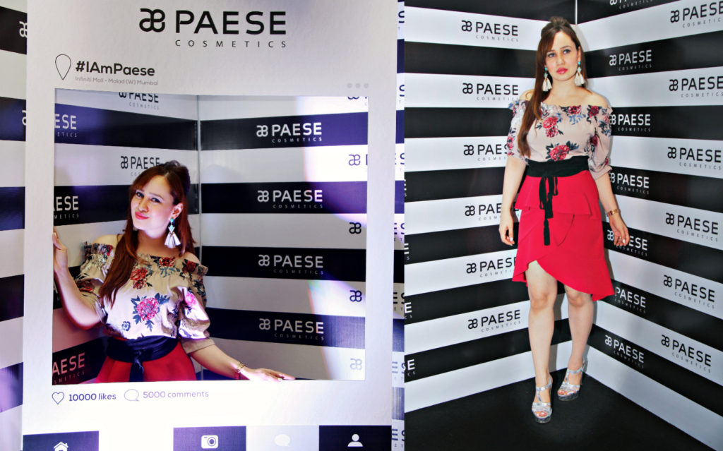 Paese Cosmetics, Infiniti Mall Malad, Make-up, Stephanie Timmins